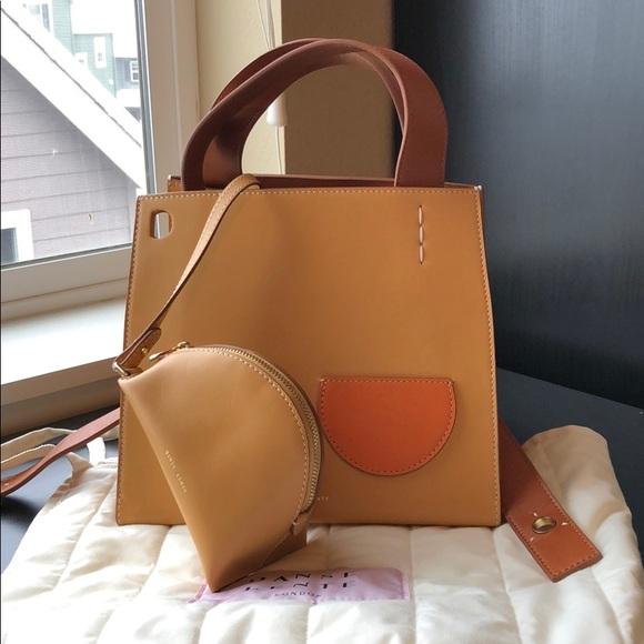 3b18a3d93 Danse Lente Handbags - DANSE LENTE Margot Leather Tote Bag